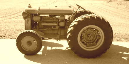 oldtimer - traktory i pojazdy wojskowe